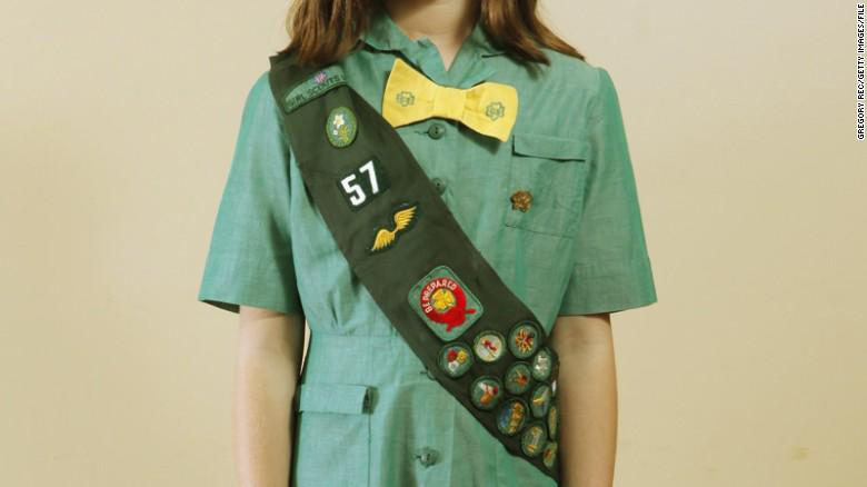 Transgender girls are welcome in the Girl Scouts, the national organization says: http://t.co/Q2yTAMDghA