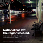 The government has neglected New Zealands regions. This panicked budget doesn't change that. #Budget2015 http://t.co/OHZpDg3ycL