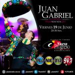 Te haremos cantar con #ElDivoDeJuárez este 19 de junio en @NvoProgresogdl @soyjuangabriel en exclusiva @Planeta947 http://t.co/IrIU88QAlx