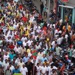 Mass rally scheduled for June 12 -2015 http://t.co/61MhyKxIeK http://t.co/axLYNvSPCO @narendramodi @cnnbrk @HugoSwire @richardbranson #MDP