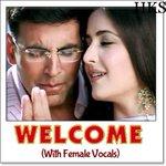 RT @karaoke_songs: http://t.co/gkxeoa5vS9 Song - Kiya Kiya (with female vocals) Movie - Welcome Singer - Anand Raj Anand, Shweta Pandit htt…