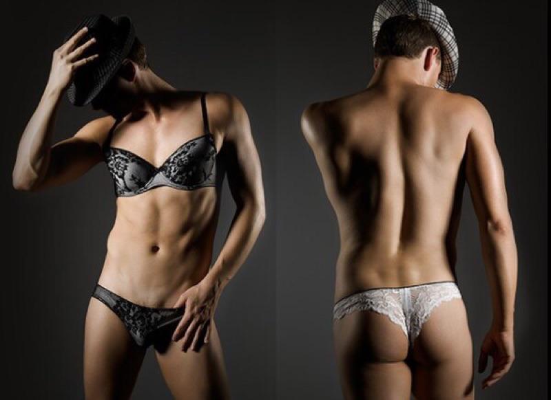 男のためのセクシーランジェリー? http://t.co/p3UBiCRGA4