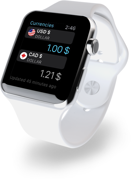 Introducing Currencies 2, for iPhone and Apple Watch.  http://t.co/oQnJ16dgmv http://t.co/uQ7cdv1kKz