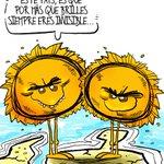 #CARICATURA diario La Región. Los SOLES felices en la impunidad nacional. http://t.co/RllqC0vdb9 @ElNacionalWeb @miguelhotero @NTN24