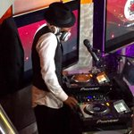 RT @M0nsterM1ke56: @NickCannon spinning on the 1&2's for #RedNoseDay #DancingCannon