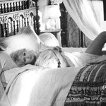 A young Brigitte Bardot. See the series of photographs from 1958: http://t.co/mtqVZbne6X
