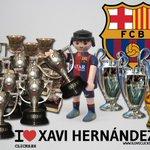 El grandísimo Xavi Hernández, anuncia que deja el @FCBarcelona tras 17 años en el Club. #GràciesXavi #6raciesXavi http://t.co/GdsTnXsfP8