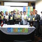 La Midia de Arequipa comprometida con la divulgación del proyecto #ADELANTE #PerúSaludable @nuevotiempored @NTPeru http://t.co/tPLySksI0T
