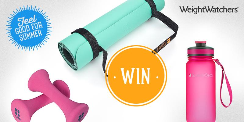 Win a home exercise kit and get moving more this week! Follow & RT to enter. (Closes, 6pm 28/05) http://t.co/fQnfk8tzVO