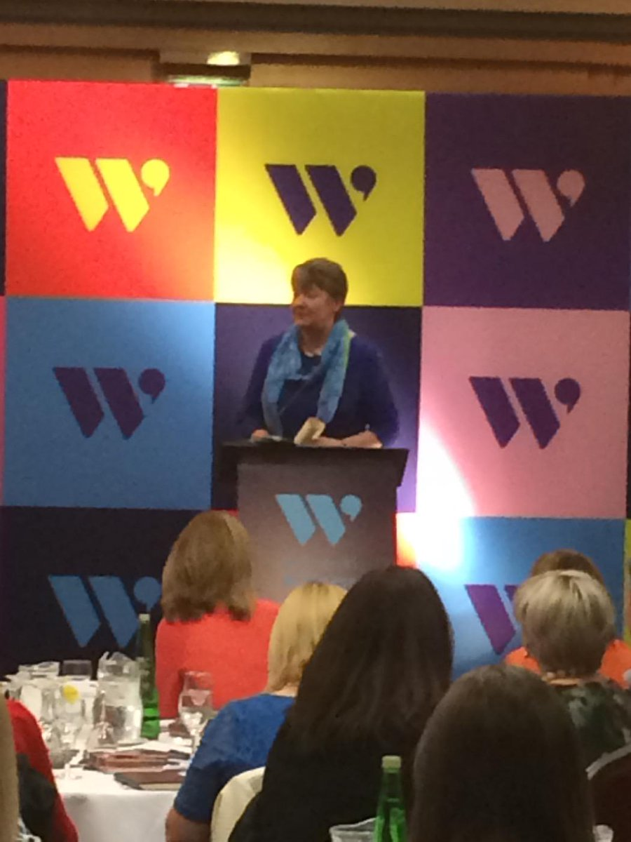 Congratulations to @EllvenaGraham on receiving Lifetime Honorary membership of Women in Business #wibconf2015 http://t.co/UcMePVFdw2