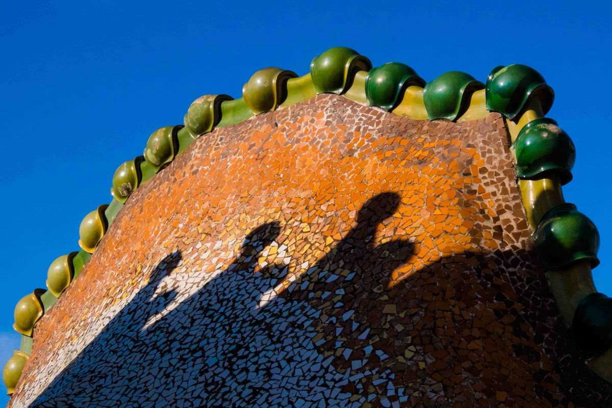 Casa Batlló - Antoni Gaudí - #casabattlo