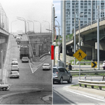 Before & after: See how the #Gardiner – & downtown #Toronto – has changed. http://t.co/09OGCHSkQ5 http://t.co/59Ov79jhZB #TearItDown