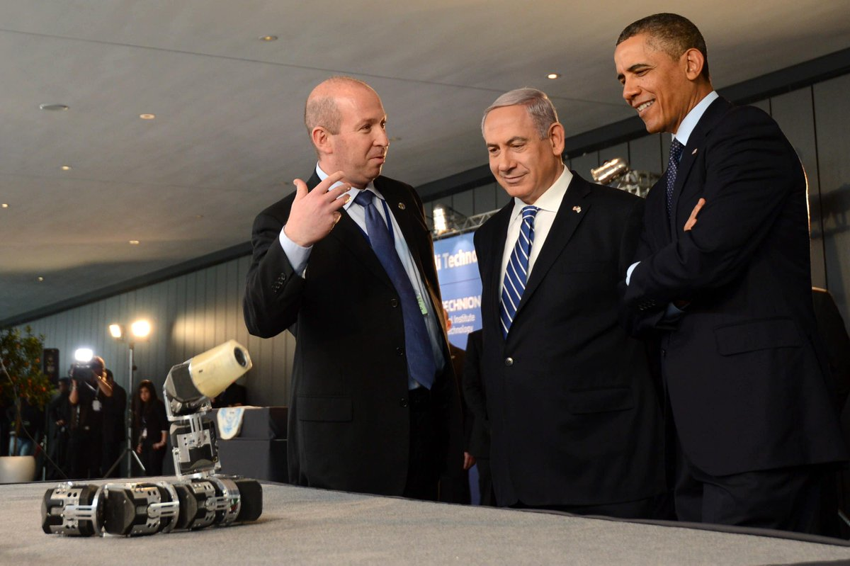 Together: #Technion #Israel #America #Innovation #throwbackthursday @POTUS @AmbShapiro @Israel Photo: Kobi Gideon/GPO http://t.co/QSkVdrZY9D