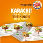 Hey Karachiites! Can you guess where we are headed next? #Karachi #Foodiechats #LoveFood #YouraWay http://t.co/G52S5Dt0om