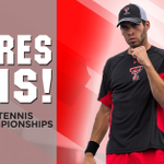 Soares wins and advances to Sweet Sixteen! He defeats Witchita States Ostojic 6-4, 6-2. #WreckEm http://t.co/tzgC2SfdoZ