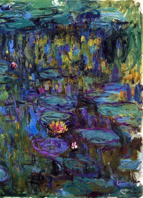Claude Monet - 'Water Lilies' http://t.co/CwSirWJnNY via @AlessandroForn6 @bonsoirmichel @Mr_Mustard rt @PBallerine