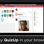 #QuizUp is now playable on the web! Challenge friends, post in topics, chat & find new people! http://t.co/7QcunTxVA3 http://t.co/zrlUNbynZn