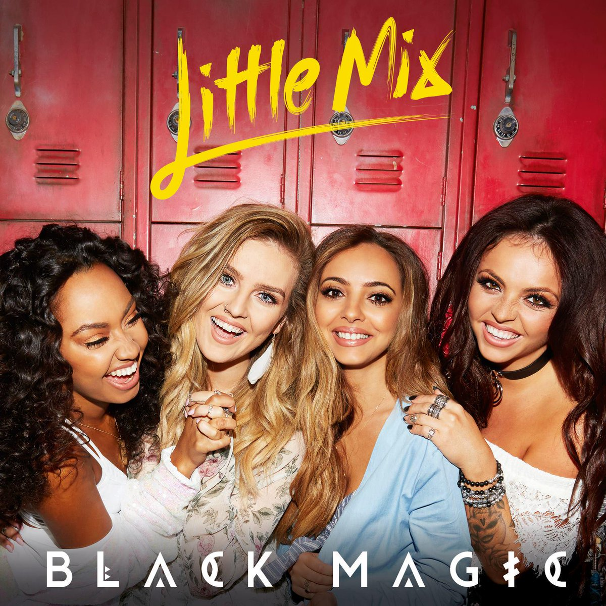 NZ Mixers!! You can now #BuyBlackMagicOniTunes thanks to @LittleMix and we LOVE it! http://t.co/78mpquuViD http://t.co/65NwSM5TUL