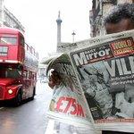 RT @folha: Grupo de jornal inglês terá de pagar quase R$ 5 mi por espionar famosos: http://t.co/0FBAb6Acd8 http://t.co/VrdFNo1I16