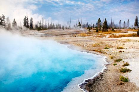6 essential sights of Yellowstone National Park