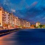 A beautiful night to all from Thessaloniki ~ #Macedonia #Greece http://t.co/JwZoE1vvJq