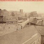 Crescent Street, Wallacetown, Dundee 1867 (church now Trinity Parish Church) #throwbackthursday #tbt #dundeeuni http://t.co/vuijVCMwpT