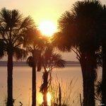 Pôr do sol no Rio Tocantins. As palmeiras buriti têm uma presença marcante no cenário tocantinense. http://t.co/FHiYLDhTPY