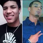 #AndreThompson and #BrysonChaplin, shot by police today in Olympia, WA. #OlympiaShooting http://t.co/TAp5R9s0XE