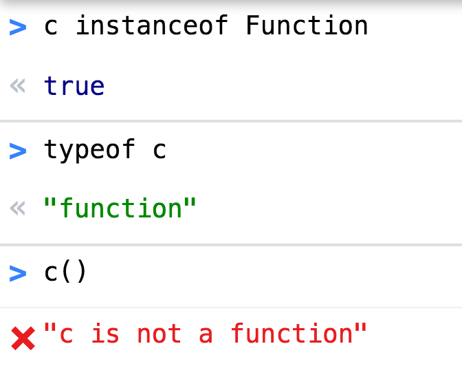Go home JavaScript, you're drunk (again). http://t.co/ta7HYSffFh