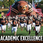 Academic Excellence! @MercerFootball had a record 58 players over a 3.0 GPA this spring! http://t.co/sCGnbTBZZm http://t.co/sIgp3CYoGp