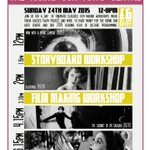 our Cinethon is this Sunday - all day! Only £6! #rdguk http://t.co/Cn3DfZmrNX