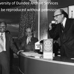 Principal Neville and others at opening of new staff club bar c 1979 #throwbackthursday #tbt #dundeeuni http://t.co/WcdieoD77C