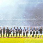 The #swfc heroes of 2005 line up @ the Millenium Stadium, Cardiff #wawaw @BullenFootball @GlasgowTearooms @glastolucs http://t.co/jZo1pkKXNH