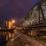 The Lost Bridge - Het Val van de Hef in de #Rotterdamse haven #Rotterdam #DeHef #fotografie http://t.co/cnrzLxILAN