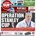 FRONT: Anon donor has one request for @MelnykEugene and were calling it OPERATION STANLEY CUP #ottnews #nhl #sens http://t.co/ehtYpJ7FAW