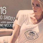 Loving this one! 16 Women's White Apparel Mockups just 15 bucks on @CreativeMarket  http://t.co/Ck3ImXASZg http://t.co/aNcKlgrCSi