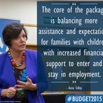 Our $790m support package in #Budget2015 provides real help to children living in hardship. http://t.co/KvWwQ5qPqA http://t.co/V4tpsTADmk