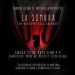 """Acompáñanos este sábado a la presentación del corto animado """"La Sombra"""". #QuererAlaCiudad http://t.co/3m96YfUBma"""