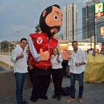 Extraordinaria la #RutaDeLaVictoria en #Zapopan con @rvillanueval y @ChavaRizo Muchas gracias equipo #AmigosDeSusy http://t.co/GCGK6EeccD
