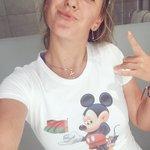 Coolest T-shirt ever or whaaaaaaaa? #VikalovesMickey #belarus#representing 💚❤️⚪️ http://t.co/d6EM0muQeY