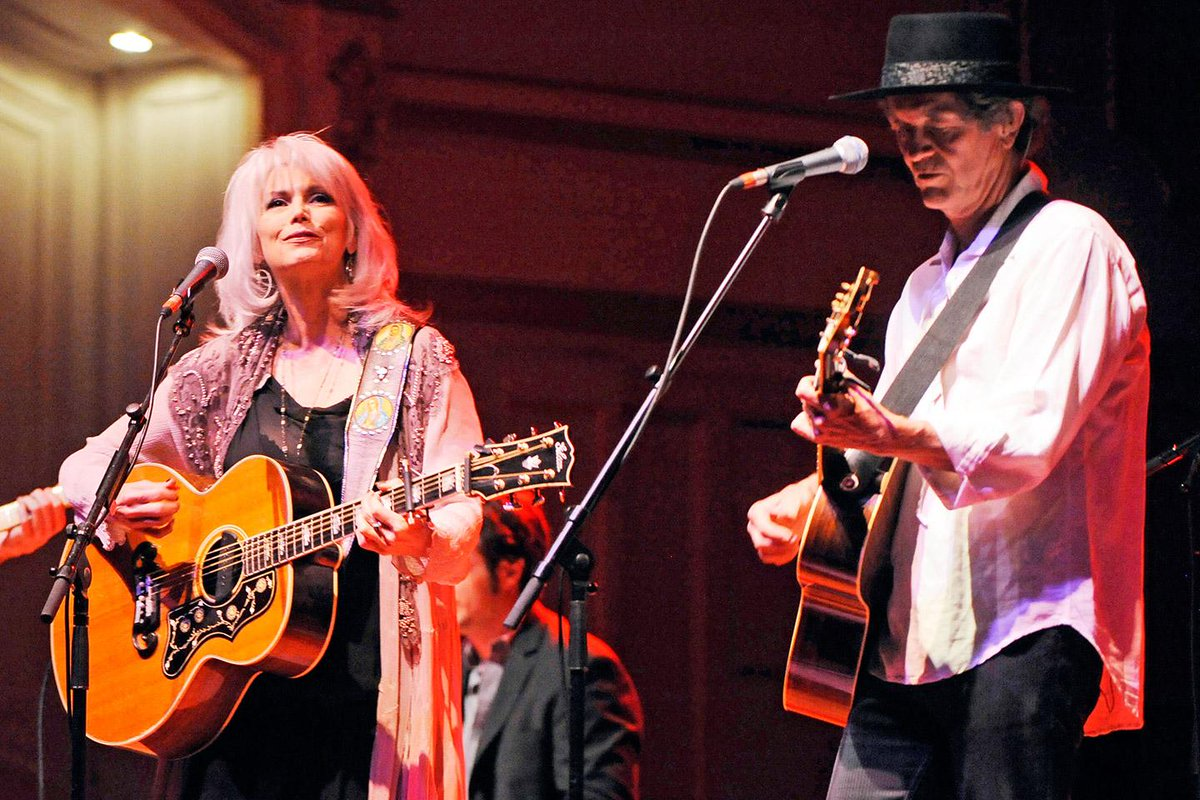 How emmylou harris and rodney crowell became country music ... Emmylou Harris Country Radio