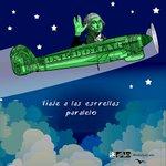 Caricatura EDO: Viaje a las estrellas paralelo / 400 Bs http://t.co/gwgPZbRjlr