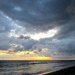 Tonights #Oceanside sunset. http://t.co/ApI6hykz8y