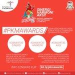 Saya dukung @APCSmks komunitas sinergi @KomunitasMks #PKMAWARDS http://t.co/IK1qDVEMfR