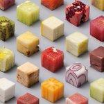 【世界中が絶賛】96種類もの食材をキューブ型に切り出した作品 http://t.co/SXdab2cEi3 まるで美術品のように並べられた姿はまさにアート。食品の本質を見てもらいたいとうコンセプトが込められている。 http://t.co/VwhyJFLoGc