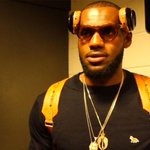 """LeBron talks Cavs improving after Game 1 ECF win-""""It comes from me."""" (via @Uninterrupted) http://t.co/Bp28vN6rL1"""