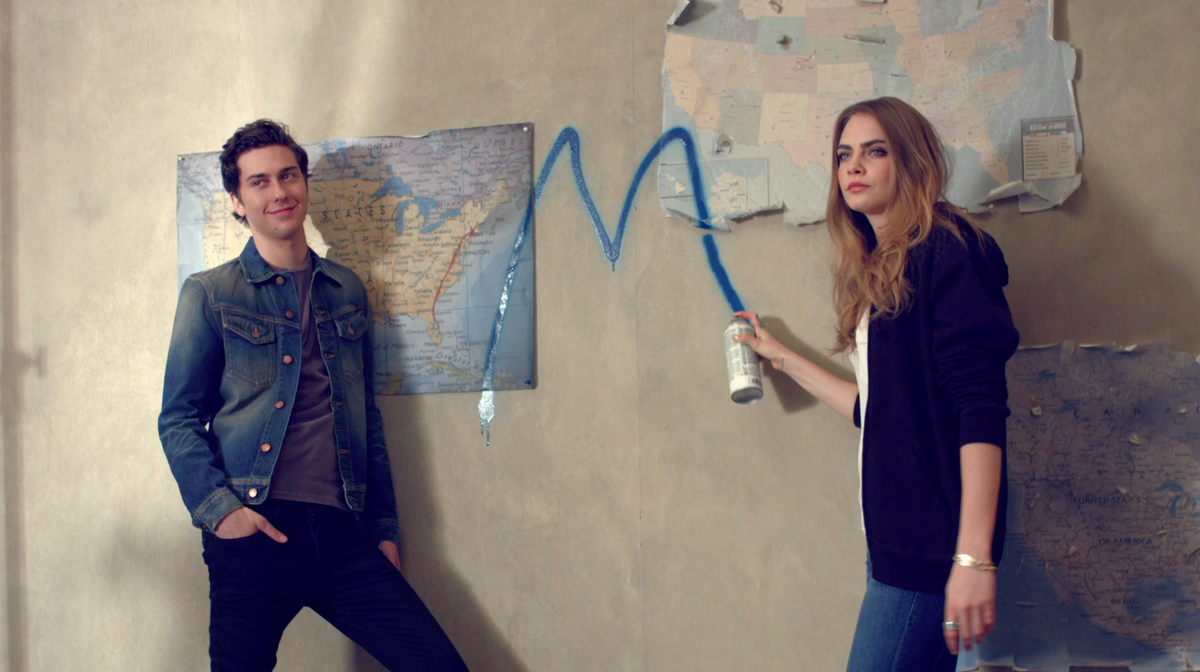 paper towns m