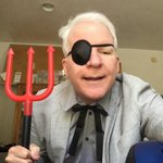 """""""@SteveMartinToGo: Some nights, I like to dress up as  Ruprecht. http://t.co/39GcwepgR7""""  Awesome!!"""
