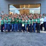 #Coahuila apoyando a nuestro equipo #SantosLaguna #JuntosHastaLaFinal #GuerrerosUnidos #Torreón http://t.co/DfMz9ZvGm3