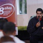 Pdte. @NicolasMaduro: El Socialismo Productivo es el único camino.¡El capitalismo se agotó! http://t.co/oJaBCNXZUH http://t.co/8yfeMvA6Pe